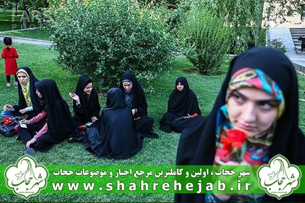 حجاب و عید نوروز