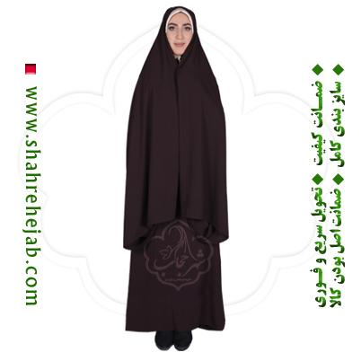 چادر کمری قجری قوه ای شهر حجاب