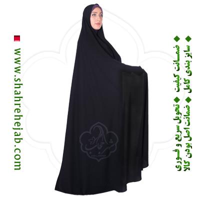 چادر سنتی ایرانی کن کن ژرژت شهر حجاب مدل ۸۰۱۸