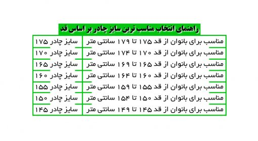 چادر کمری قجری کن کن ژرژت شهر حجاب مدل ۸۰۴۳